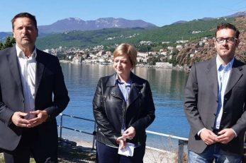 Marinko Koljanin, Ana Blečić Jelenović i Ante Štampalija