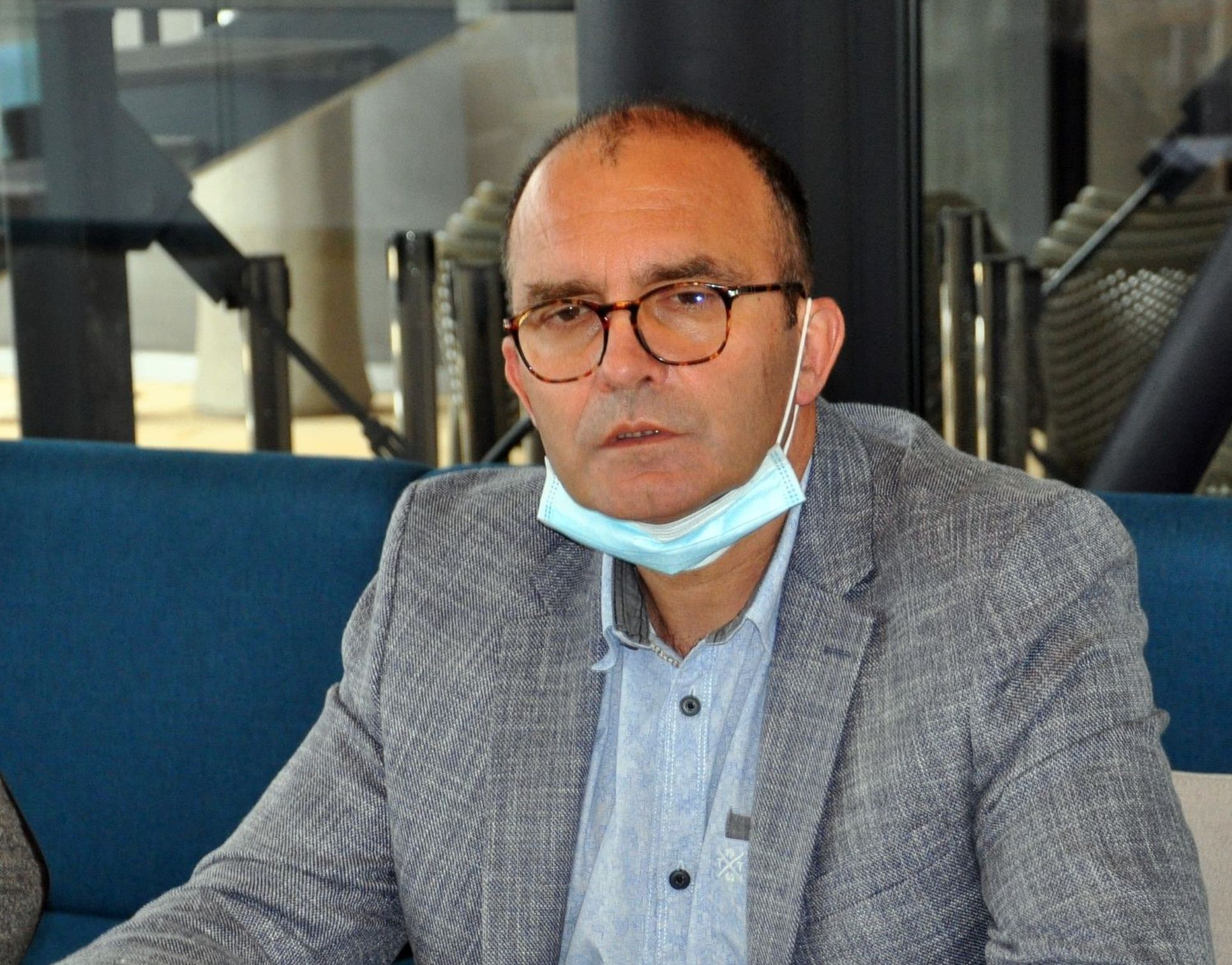 Dr. Dean Girotto / Foto M. TRINAJSTIĆ