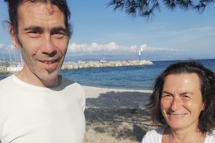 Marin Starčić i Astrid Knežević / Foto Aleksandra Kućel Ilić