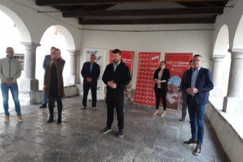 Kandidati liste SDP-a i PGS-a u Kastvu