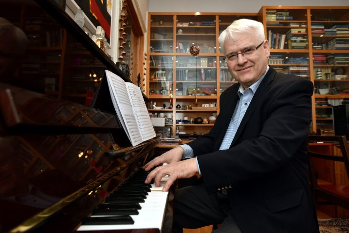 Ivo Josipović / Foto Davor Kovačević