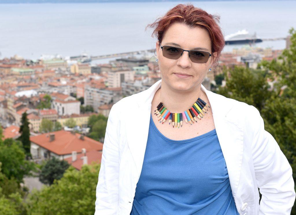 Agnieszka Rudkowska / foto Marko GRACIN