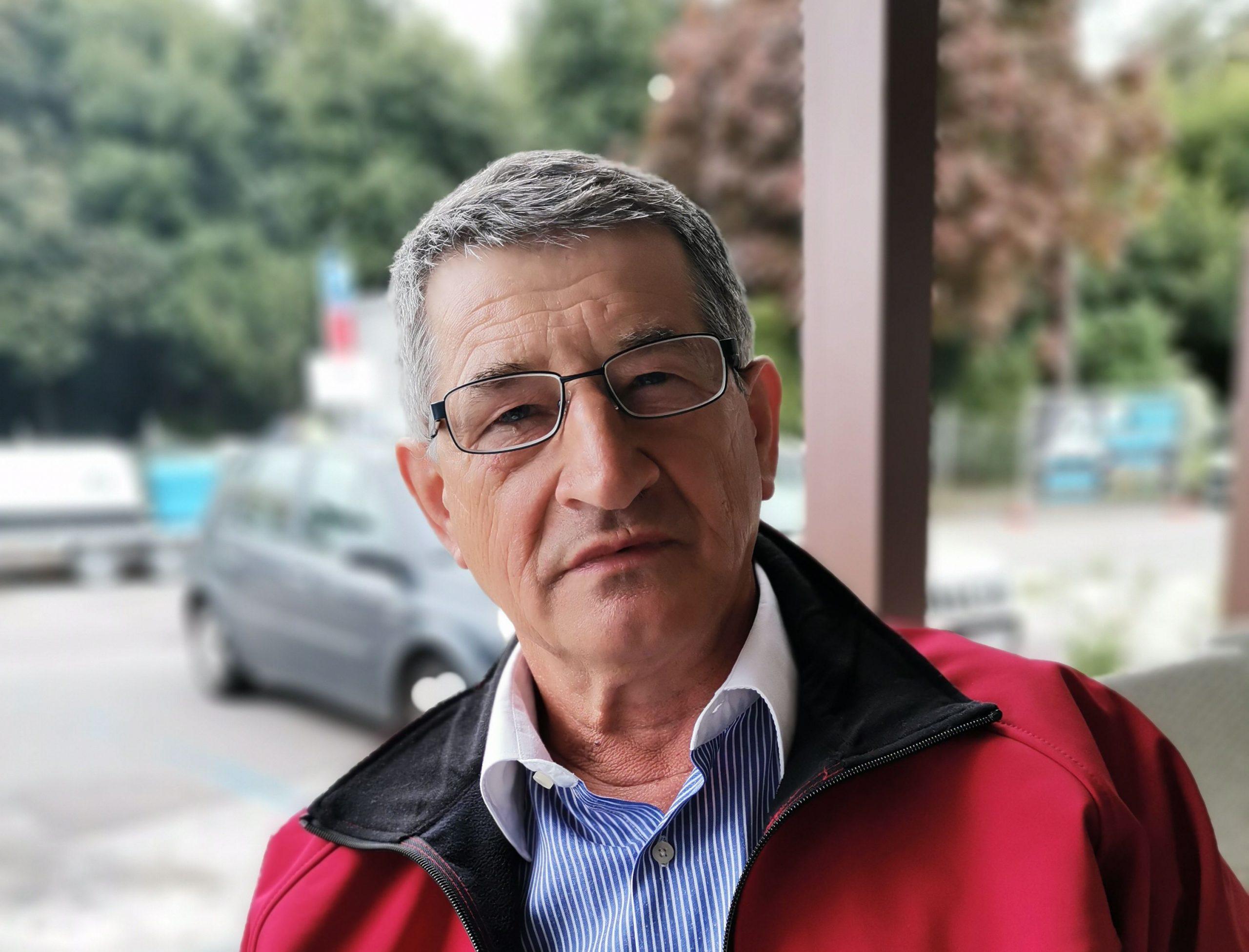 Ivan Galović, nositelj liste HSS-a u Mošćeničkoj Dragi