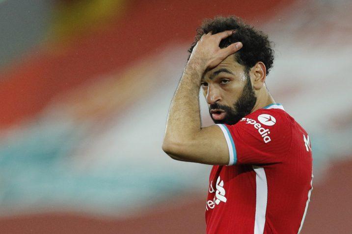 Mo Salah/Foto REUTERS