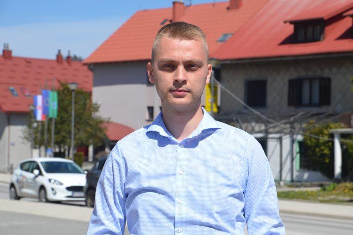 HSP je najmlađa stranka u gradu – Ivan Piškor / Foto M. KRMPOTIĆ