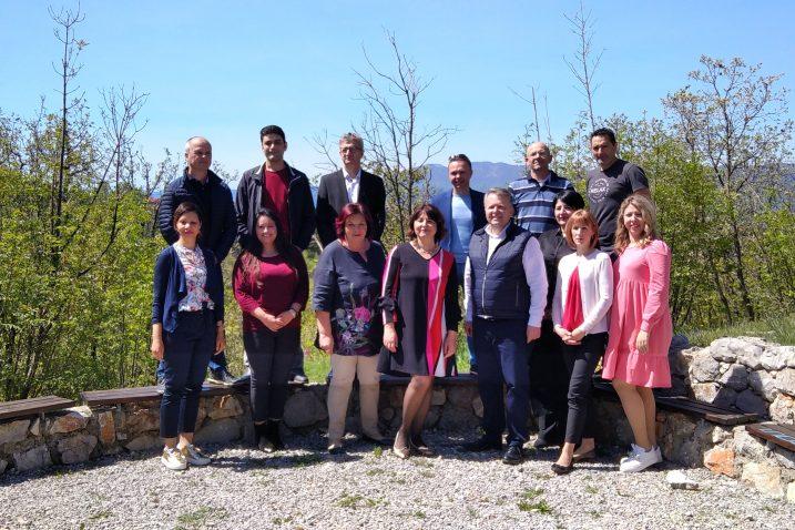 Kandidati s liste SDP-a i partnera u Viškovu
