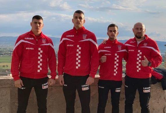 Petar Cetinić, Matej Uremović, Ramon Ferati i Kristijan Hodak/Foto: arhiva NL
