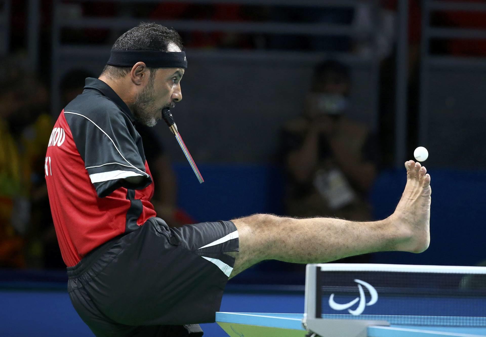 Invaliditet nije u rukama ili nogama, nego u tome da ne ustrajete u onome što biste željeli učiniti, ističe Hamato / Reuters