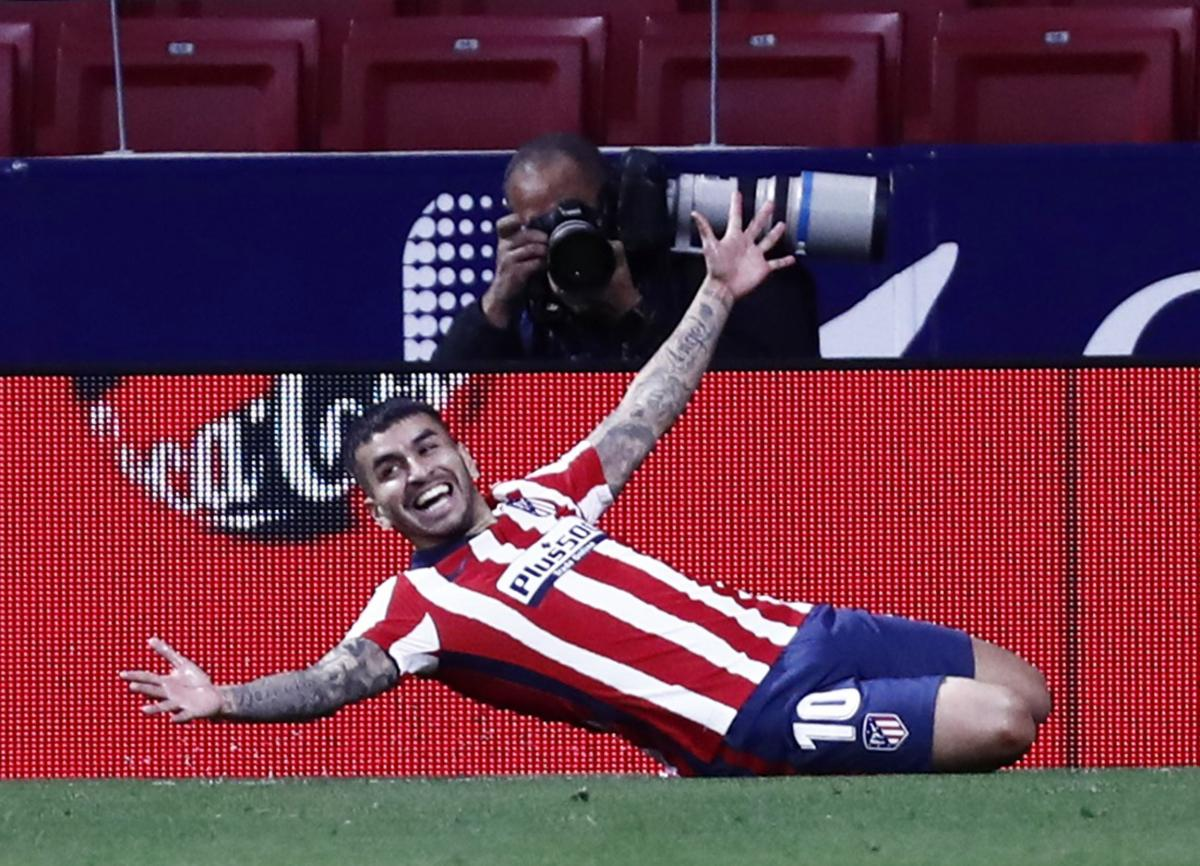 Angel Correa/Foto: REUTERS