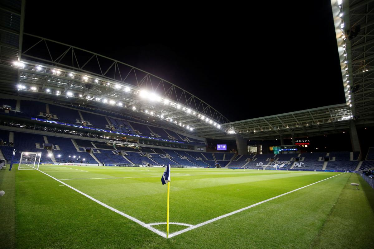 Estadio do Dragao u Portu/Foto REUTERS