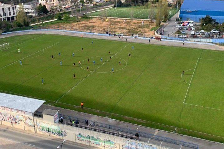 Gradski stadion u Crikvenici