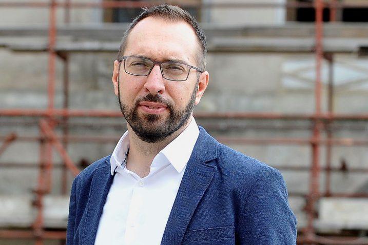 Tomislav Tomašević postao je izgledni favorit u Zagrebu, baš kao i Ivan Radić u Osijeku / Foto Davor Kovačević
