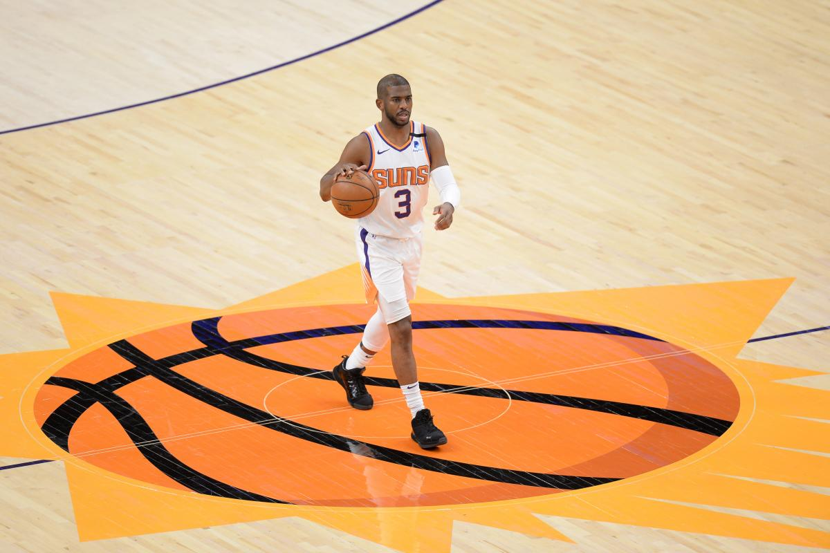 Chris Paul/Foto: REUTERS