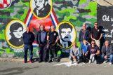 S predstavljanja murala