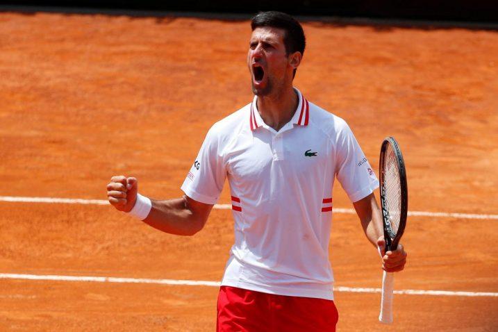 Novak Đoković/Foto: REUTERS