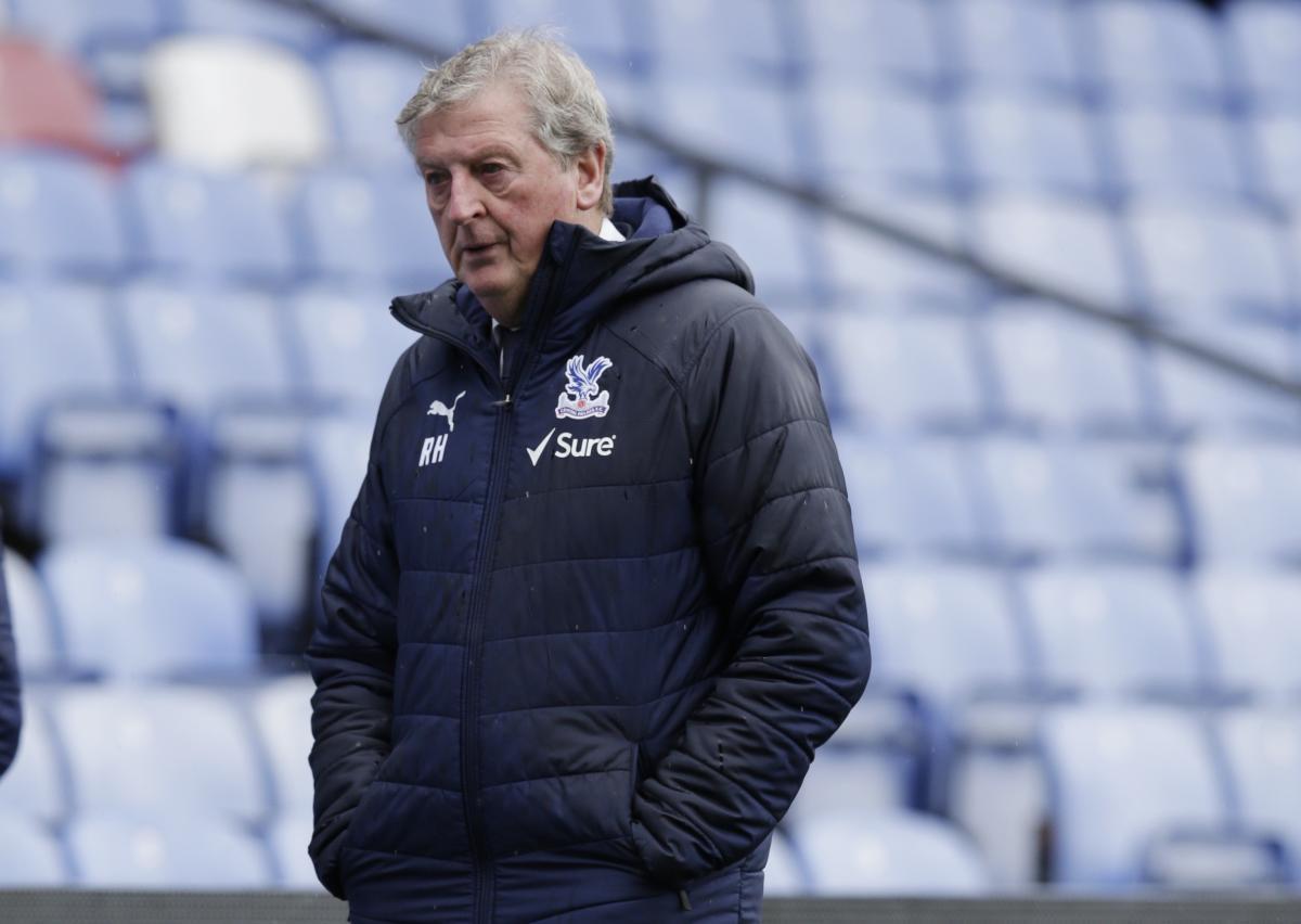 Roy Hodgson/Foto REUTERS