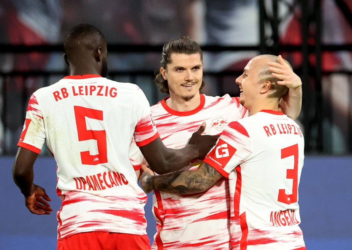 RB Leipzig/Foto: REUTERS