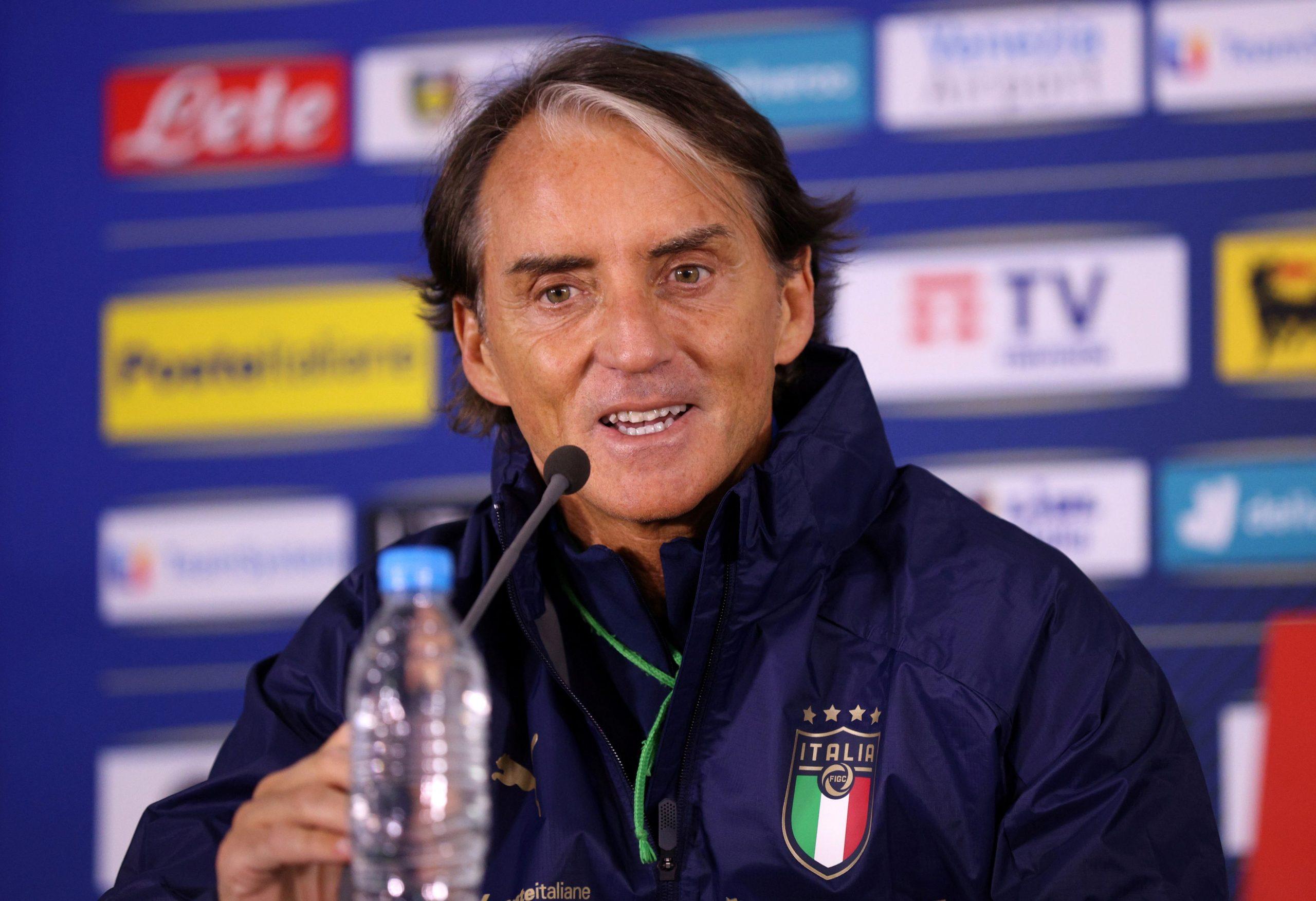 Roberto Mancini/Foto REUTERS