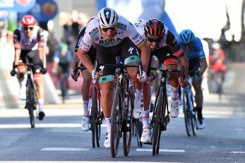 Završni sprint slovačkog bicikliste/Foto REUTERS