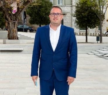 Mario Kružić nada se potpori kandidata koji su ispali / Foto SDP