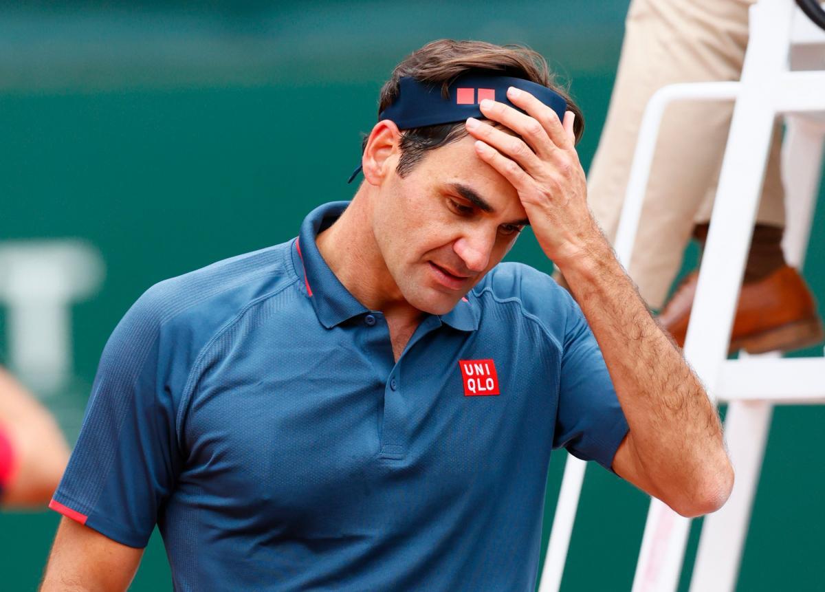 Roger Federer/Foto: REUTERS