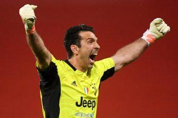 Gianluigi Buffon/Foto REUTERS