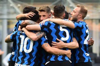 Slavlje igrača Intera/Foto: REUTERS