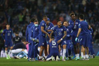 Slavlje Chelseaja/Foto REUTERS