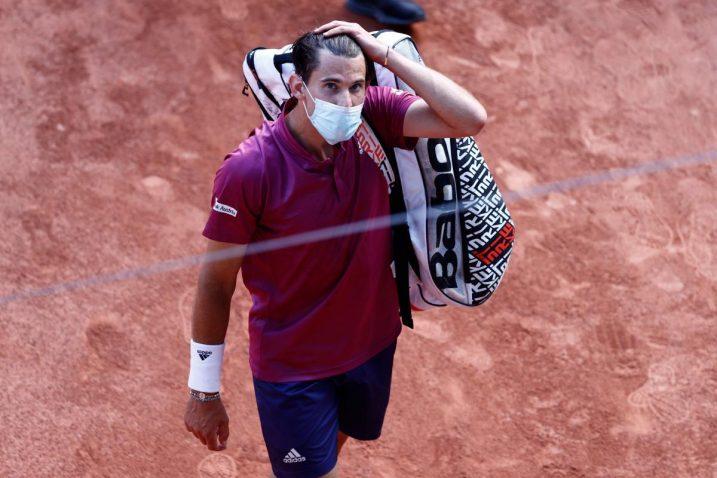 Dominic Thiem/Foto: REUTERS