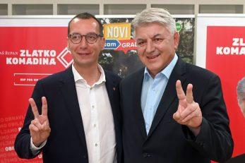 Marko Filipović i Zlatko Komadina / Foto Vedran Karuza