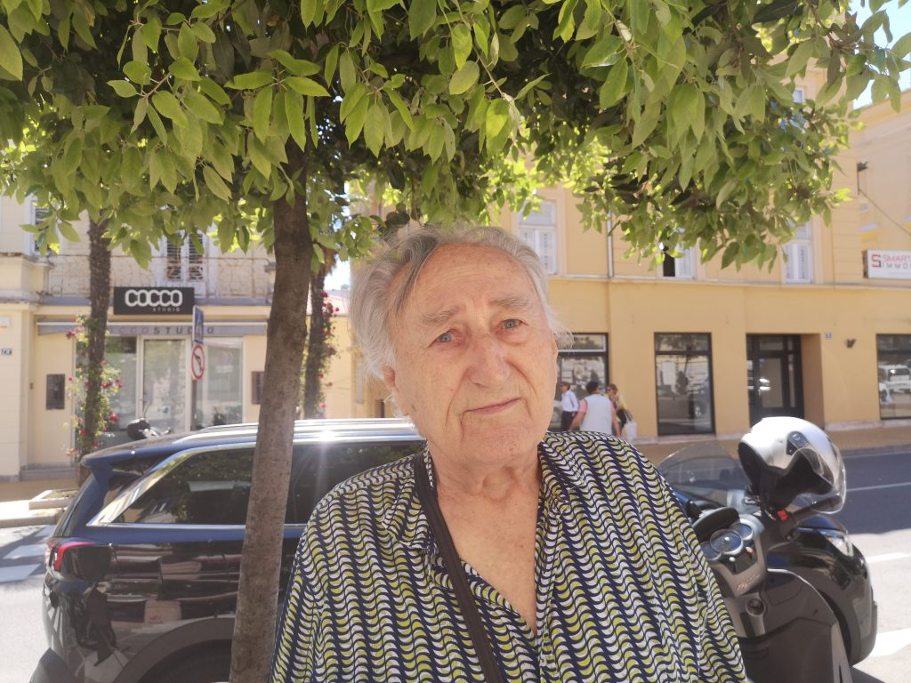 Rudolf Mišo Gucul / Snimila A. KUĆEL ILIĆ