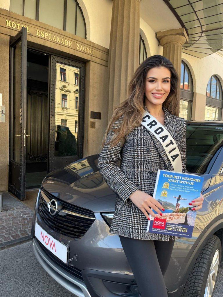 Mirna Naiia Marić / Foto Miss Universe Hrvatske