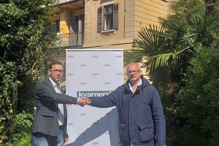 Ante Štampalija i Roberto Žigulić