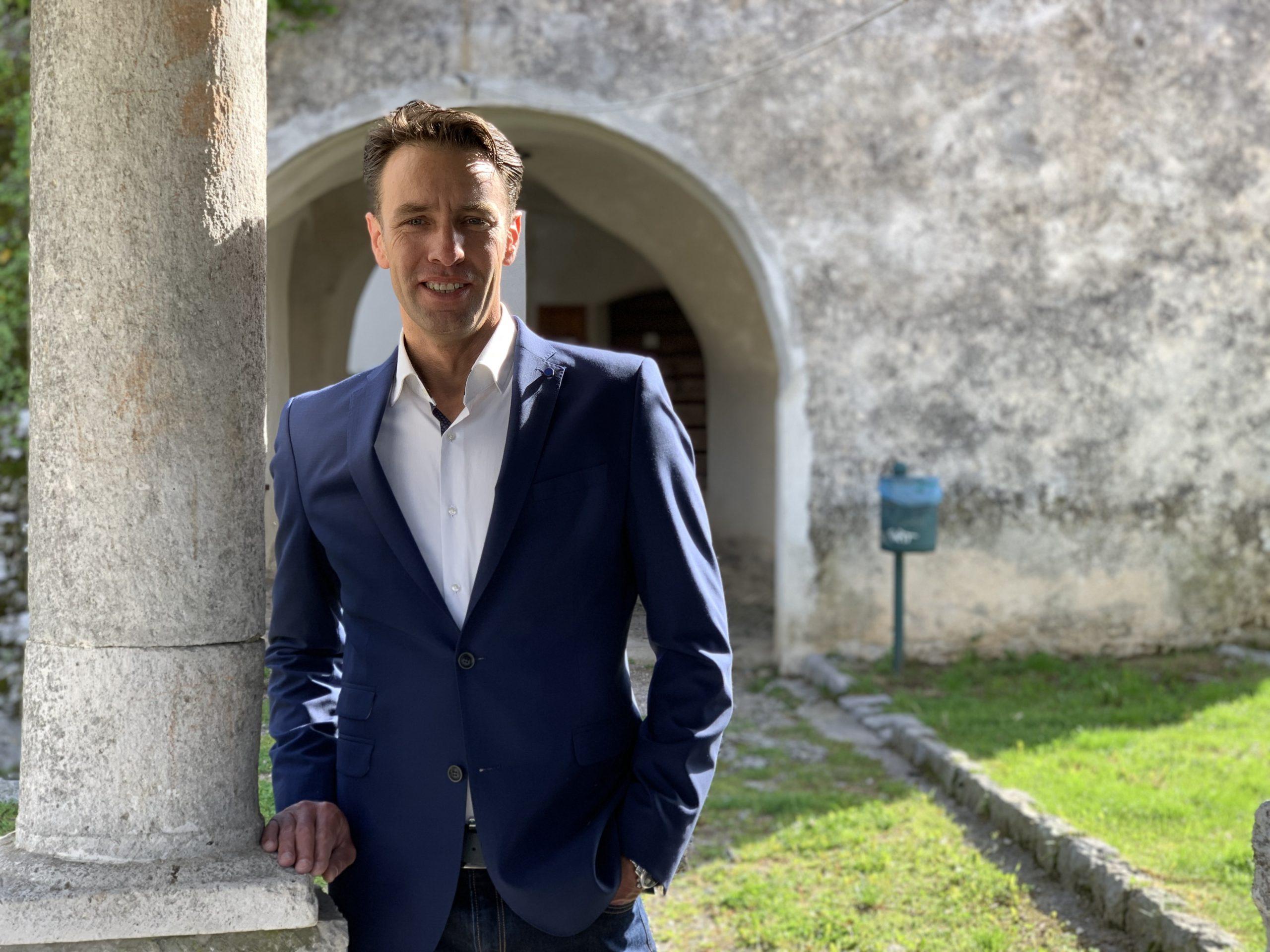 Fernando Kirigin, kandidat za gradonačelnika Opatije