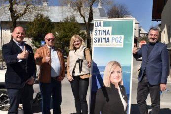 Marinko Kauzlarić i Iva Rinčić snimljeni u nekim sretnijim vremenima