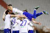 Slavlje igrača Hajduka/Foto: PIXSELL