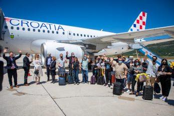 Foto Croatia Airlines