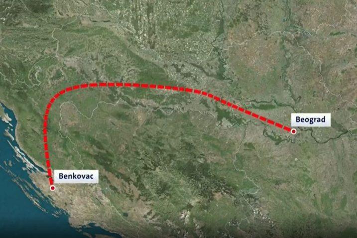 Autobusna tura na lokalne izbore / Foto Screenshot Nova TV