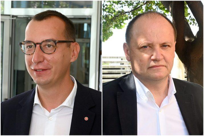 Marko Filipović, Davor Štimac / Foto: V. KARUZA