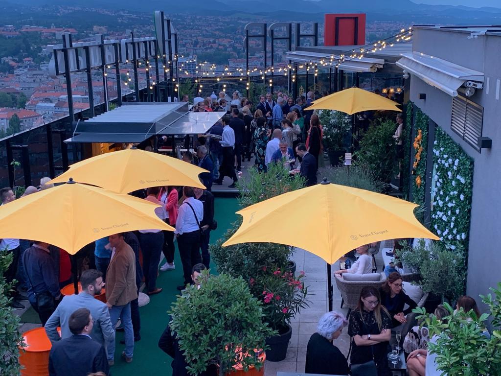 Prva pilot zabava bit će održana u zagrebačkom restoranu Rooftop Lateral / Foto Facebook