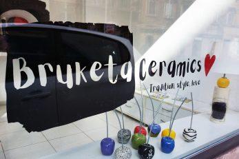 S izložbe keramike u Galeriji Bruketa 2