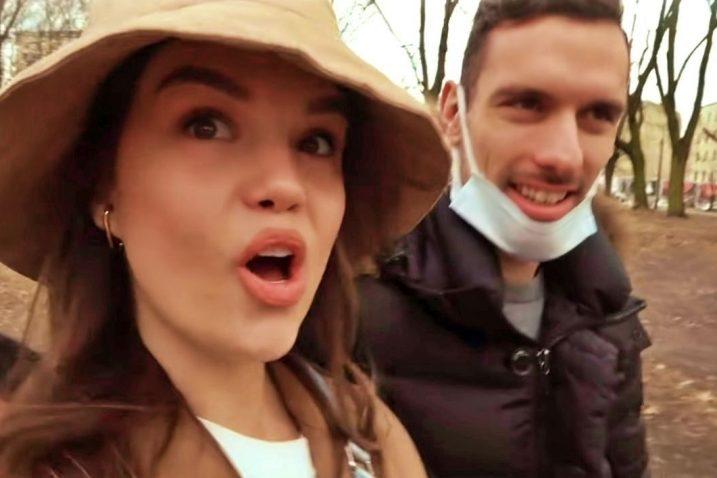 Tamara i Marko Vešović / Foto Screenshot YouTube Tamara Vešović