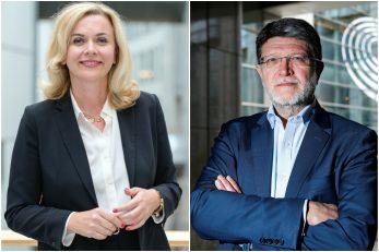 Željana Zovko i Tonino Picula