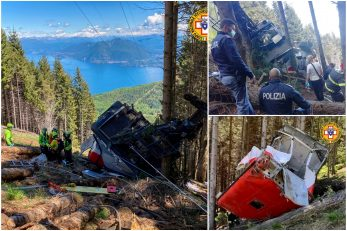 Foto Reuters, Alpine Rescue