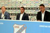 Srećko Juričić, Luka Ivančić i Robert Palikuća/Foto M. GRACIN