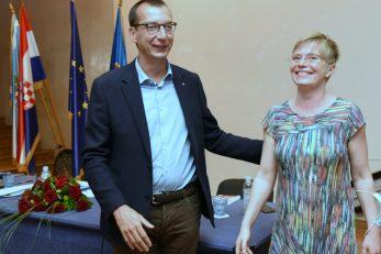 Marko Filipović i Ana Trošelj / Foto: M. GRACIN