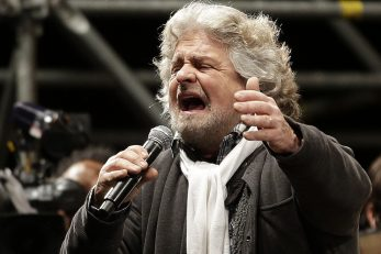 Beppe Grillo / Reuters