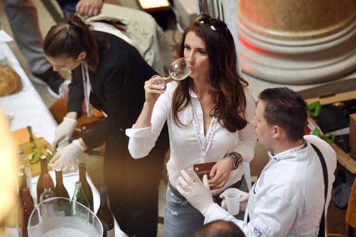 S jednog od prošlih izdanja festivala WineRi, u Guvernerovoj palači / Foto arhiva NL