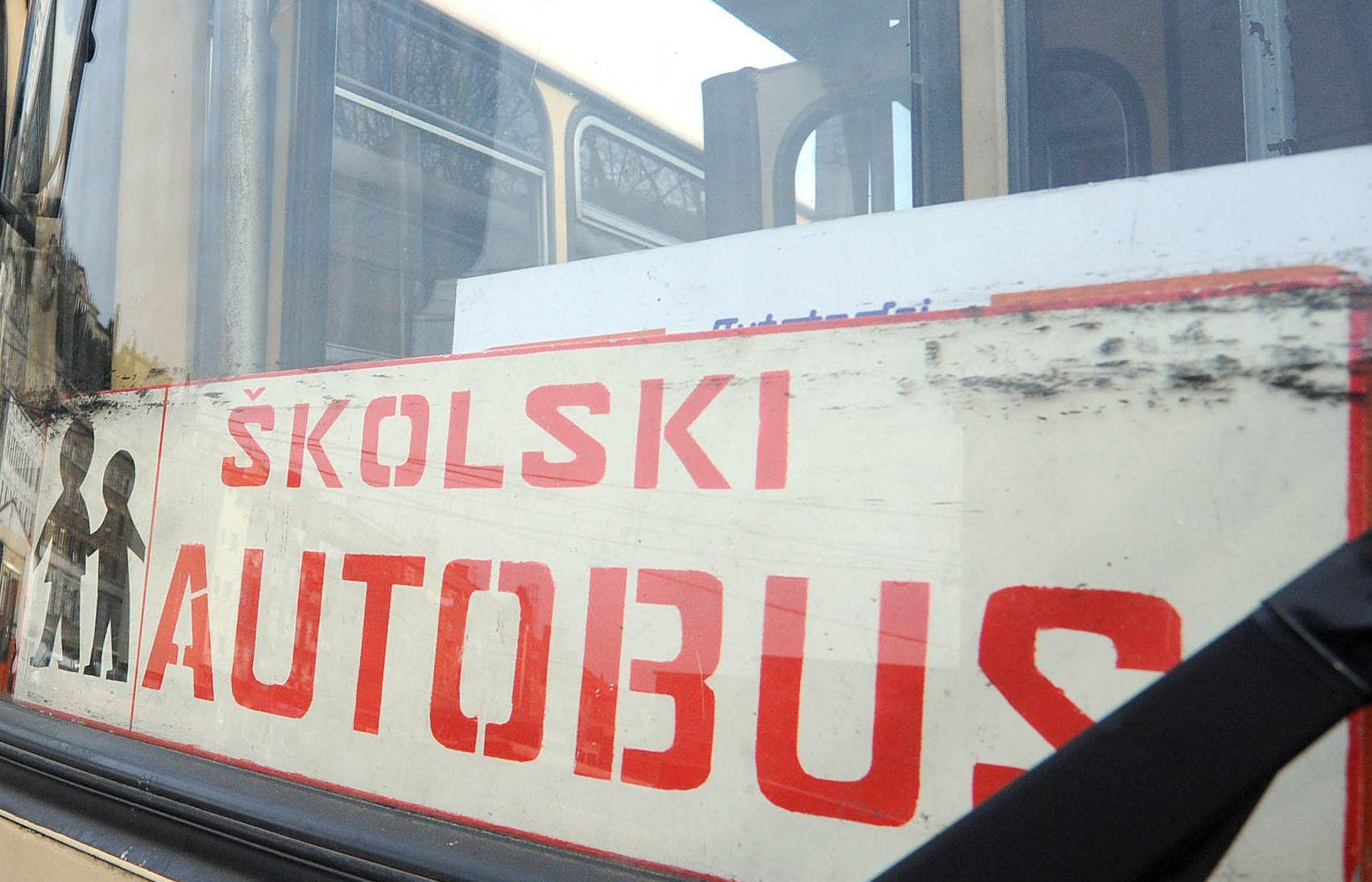 Ilustracija školskog autobusa / Foto Sergej Drechsler