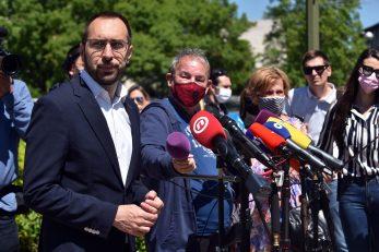 Tomislav Tomašević / Foto Davor Kovačević